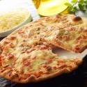 PIZZA CARBONARA HORNO DE PIEDRA 28 CM 420 GRS