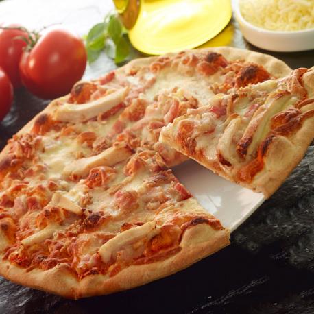 PIZZA GOURMET HORNO DE PIEDRA 28 CM 420 GRS