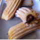 CHURROS RELLENO CHOCOLATE KG